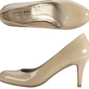 Comfort PLUS by Predictions Nude Pump